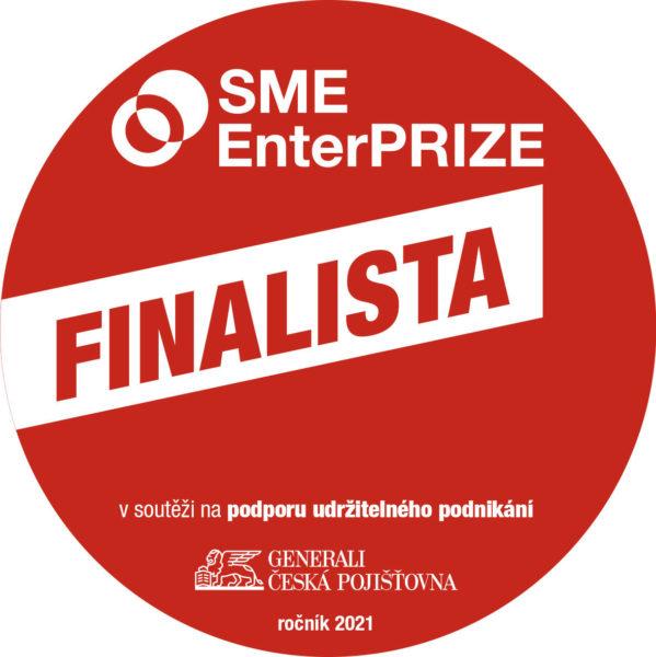 Finalisté soutěže - SME Enterprize, udržitelné podnikání